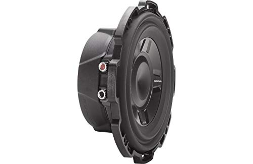 """P3SD4-8 - Rockford Fosgate 8"""" 150W RMS Dual 4-Ohm Punch Series Shallow Mount Car Subwoofer"""
