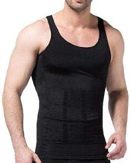 Slim 'N Lift Slimming Shirt for Men Large Size (Black Color)