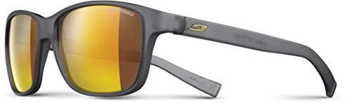 Julbo Unisex Powell Sonnenbrille, Noir Translucide/Or, Einheitsgröße