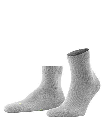 FALKE Unisex Cool Kick U SSO Socken, Grau (Light Grey 3400), 44-45