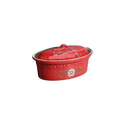 SIEGFRIED 134V6 Behälter für Löffel, Rot