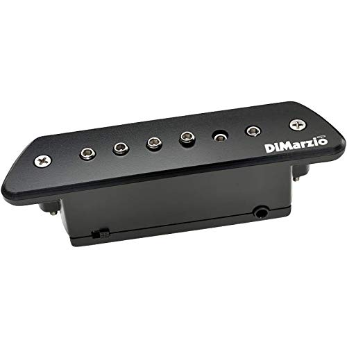 DiMarzio Black Angel Passive Acoustic Soundhole Pickup Review