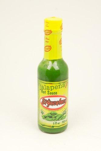 El Yucateco Jalapeno Hot Sauce 148ml (El Yucateco Jalapeno Scharfe Soße)
