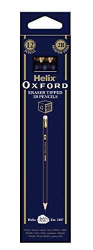 Emraw 2B Pencils Pack Bundle for Tests Exam Writing Drawing Sketching Bulk Pack of 24 Pencil