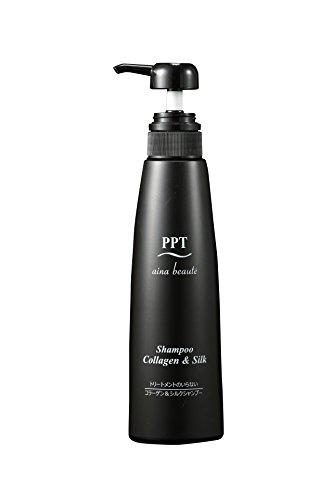 PPTコラーゲン&シルクシャンプー400ml 脂性肌用(男性)