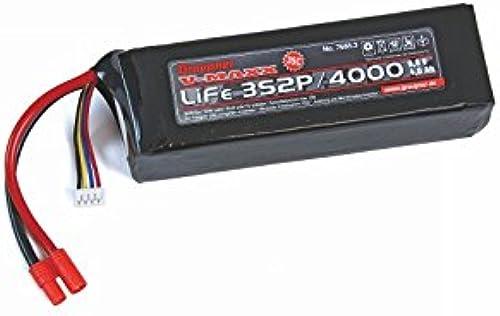 Größer 7685.3 - Zubeh - LiFe-Akku V-MAXX 35C 3 4000 9.9 V, G3.5