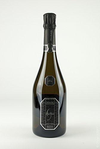 Le Mesnil Brut Nature - Champagne Andre Jacquart (case of 6), Champagne/Frankreich, Chardonnay, (Champagner)