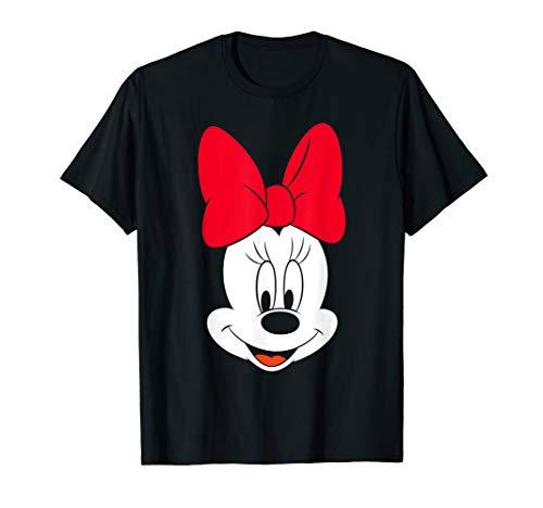 Disney Minnie Mouse Big Face T-Shirt