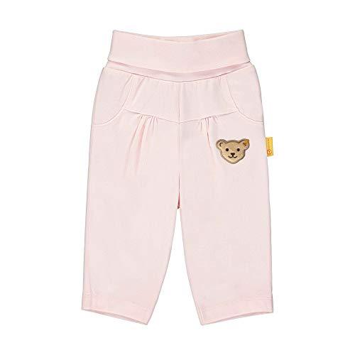 Steiff Jogginghose Pantalon De Sport, Rose (Barely Pink 2560), 62 (Taille Fabricant: 062) Bébé Fille