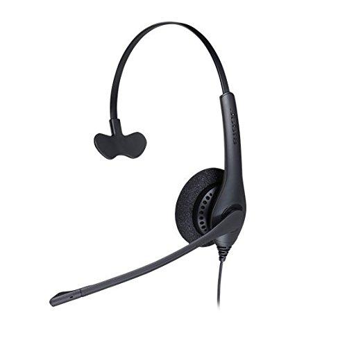 Jabra BIZ 1500 Mono QD professionelles, robustes Call-Center-Einstiegs-Headset mit Kabel für Festnetztelefonie