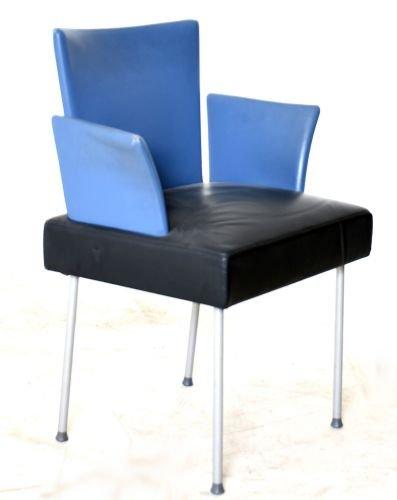 MONTIS Leder-Sessel, 35603, gebrauchte Büromöbel