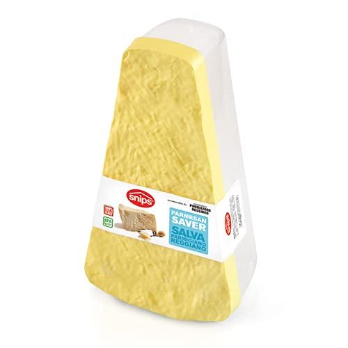 Snips 021390 - Recipiente para conservar el queso parmesano, de 0,9 litros, Multicolor, 22 x 12 x 7 cm