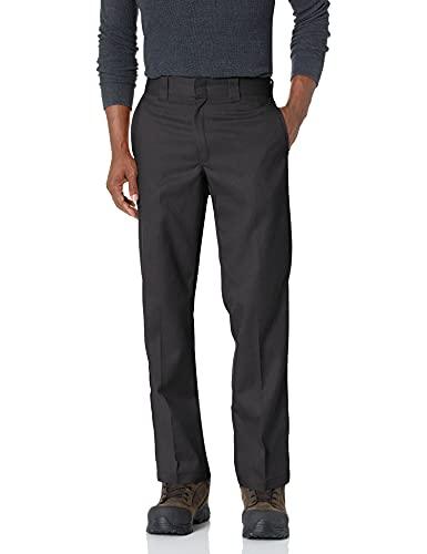 Dickies Men's 874 Flex Work Pant, black, 36W x 32L