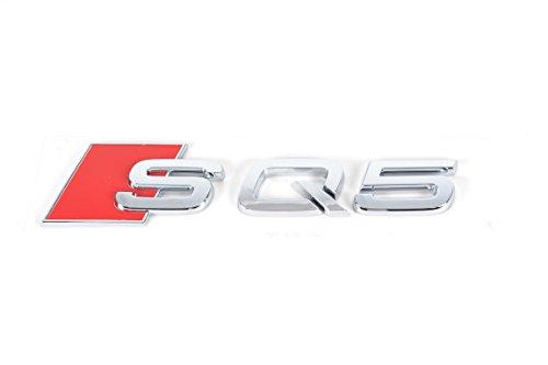 Audi Original S Q5 Schriftzug hinten Audi S Q5 Schriftzug Emblem hinten