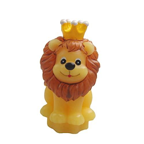 3D Lion Fondant QWET Schimmel voor Baby Douche, Verjaardag, Sugarcraft Cake Decoratie, Chocolade, Cupcake Topper