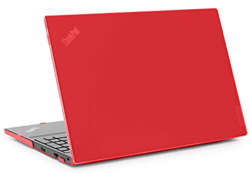 mCover Hard Shell Case for 2020 Lenovo ThinkPad E14 14-inch AMD Gen 2 Laptop Computers ( NOT Fitting Other Lenovo laptops ) - LEN-TP-E14-G2 Red