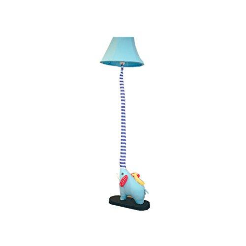 Stehleuchte Nette kreative Cartoon Nase wie Schlafzimmer Lichter Wohnzimmer Kinderzimmer Pastorale Tuch Stehlampe A+