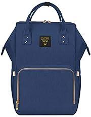 Sunveno Backpack Diaper Bag- Navy