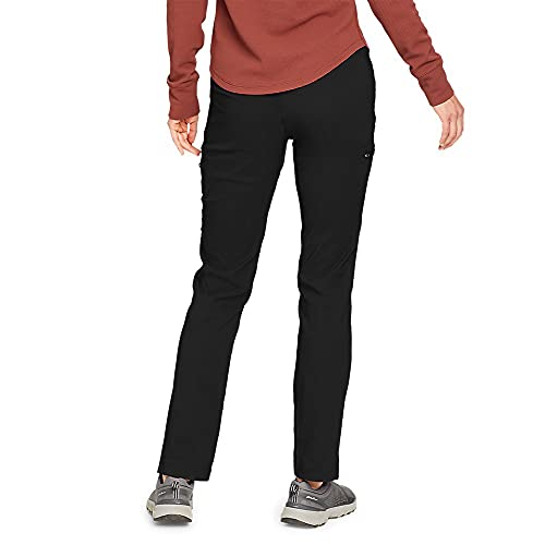 Eddie Bauer Women's Guide Pro Pants, Black 8 Regular