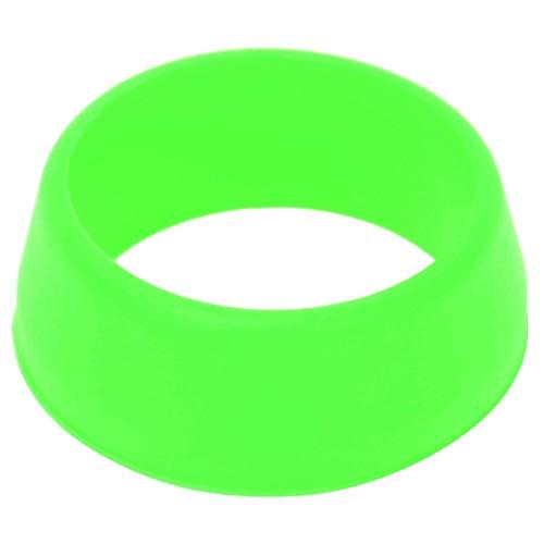 Qqmora Cubierta de tija de sillín de Bicicleta de Alta robustez, Poste de sillín de Bicicleta de Carretera de montaña, Resistente al Agua, Duradera, Exquisita Mano de Obra para(Green)