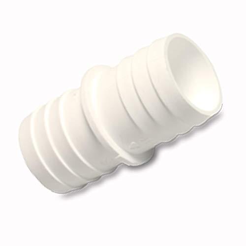 ABS Schlauchverbinder/Schlauchtülle für Poolschlauch 38 x 38 mm