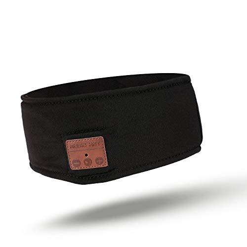 31Jb2coSpWL - Bluetooth Headband Headphones, FlyXShop Bluetooth Headband Sport Headband, Wireless Music Sport Headbands Sleep Headphones, Built-in Speakers Microphone for Calling,Walking, Yoga, Jogging