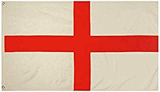 Toyland 5ft x 3ft (150cm x 90cm) St George Cross British Flag Perfect for St George's Day Celebrations