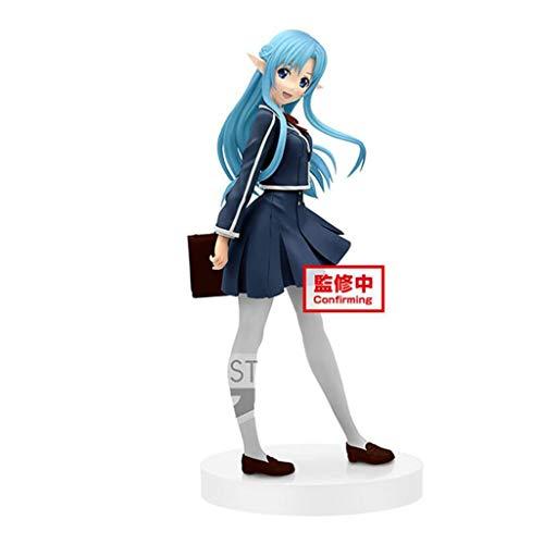 LBBD Ichiban School Day Yuuki Asuna / Titania ALO Schwert Art Online 23 cm Sammelfigur Exquisite Box
