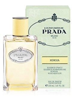 Prada Les Infusions Mimosa (プラダ レ インフュージョンズ ミモザ) 3.4 oz (100ml) EDP Spray