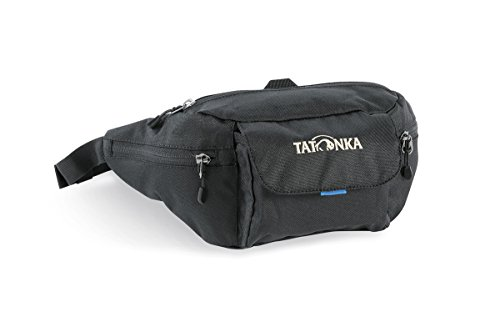 Tatonka Hüfttasche Funny Bag, black, 34 x 12 x 9 cm, 1 Liter/M