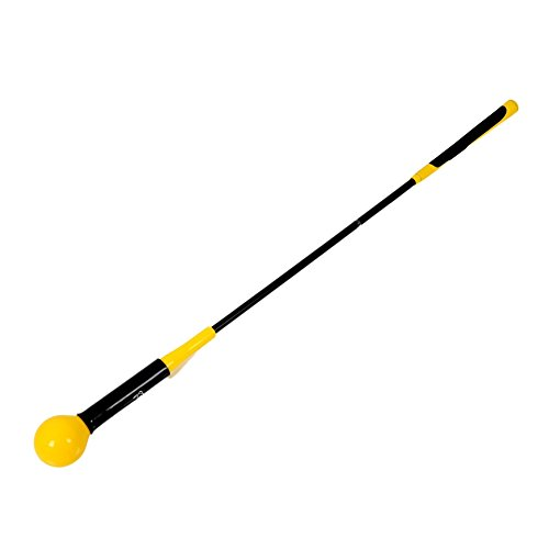 Sawpy Golf Training Aid – Golf Swing Trainer for Strength | Indoor or Outdoor Practice, Flexibility and Tempo Training | 40 Inches