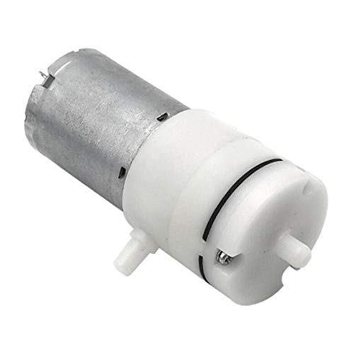 Bomba de vacío P370A Mini bomba de vacío en miniatura portátil Decantador Ambientador de vino Bomba de diafragma de llenado Bomba eléctrica