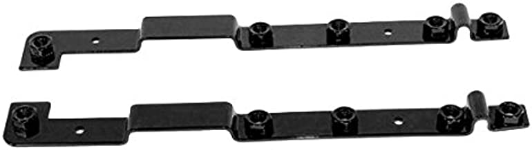 APDTY 107010 Nut Plate Strip Set For Gas Tank Skid Plate or Tow Hitch Left /& Right Included Fits 1984-2001 Jeep Cherokee XJ Replaces 52001174, 52001174K
