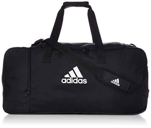 adidas Unisex Tiro Duffel L Sporttasche 70 x 32 x 32 cm, black/White