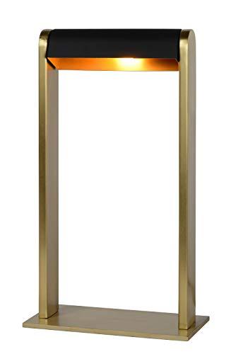 Lucide Loras - Lámpara de mesa - 1xG9 - Oro mate / Latón
