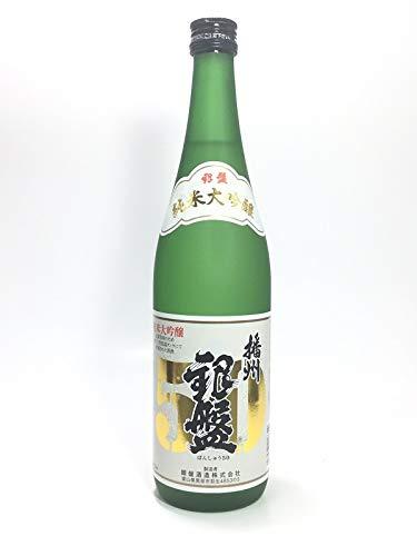 銀盤 純米大吟醸「播州50」 720ml