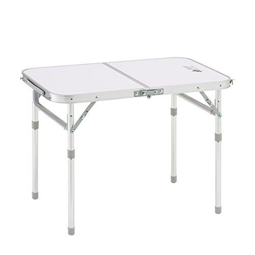 ロゴス アウトドアテーブル ROSY 2FDサイドテーブル6060 73180019