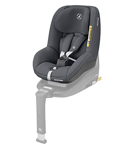 Maxi-Cosi 8796550110 Pearl Smart Kindersitz - rückwärts & vorwärtsgerichtetes Fahren, grau