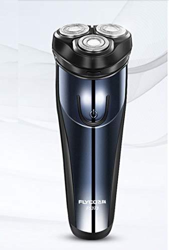 Flyco Máquina De Afeitar Eléctrica De Los Hombres De La Máquina De Afeitar Completa Lavado Del Cuerpo Inteligente De Afeitar Recargable Afeitadora Genuino