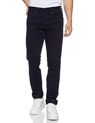 Wrangler Herren Greensboro Regular Jeans, Blau, 46W / 36L