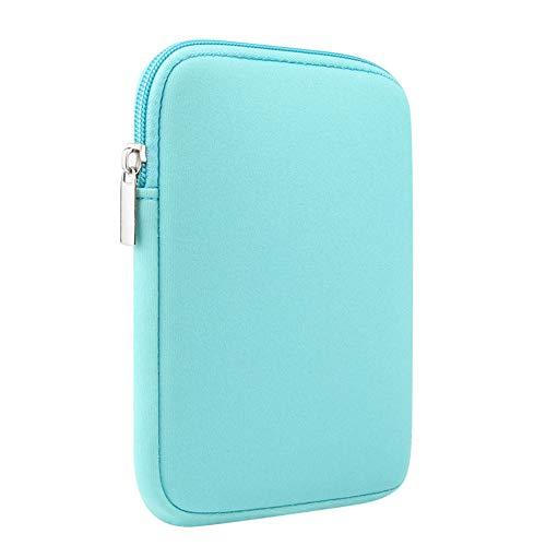 Dosige Hülle Schutzhülle eReader Cover Case Sleeve Case Tasche mit Reißverschluss für Amazon Kindle Paperwhite 6 Zoll