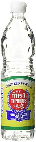 Tiparos Envase de vinagre blanco de 12 x 700 ml 0.7 ml - Pack de 12