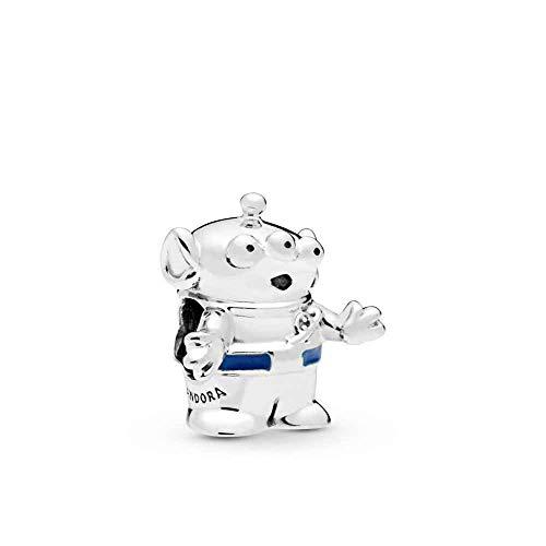 Pandora Mujer plata Charm Carrier 798045EN82
