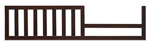 Sorelle 136 Toddler Rail, Espresso
