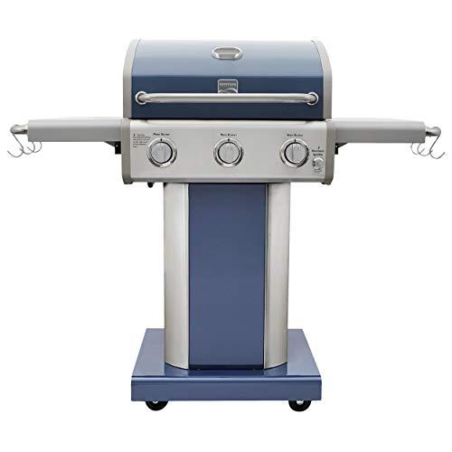 Kenmore PG-4030400LD-AZ-AM 3 Burner Pedestal Gas Grill Review