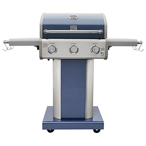 Kenmore PG-4030400LD-AZ-AM 3 Burner Pedestal Gas Grill Review