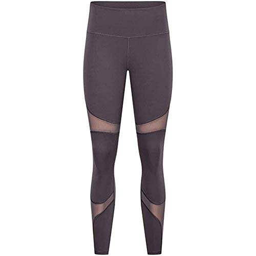 Gamlifing Womens Skinny Leggings Sport Yoga Hosen Jeans Jeggings Damen Leggings Tech Mesh Yoga-Fitness-Hose, Lange Streetwear - & Sporthose mit Netzeinsätzen in vielen Farben Yoga Pants
