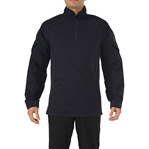 Photo of 5.11 Tactical Series Rapid Assault Men's Shirt, Mens, Shirt, 511-72194-724-S, Navy, S