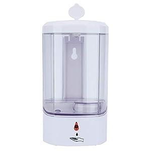 Dispenser di sapone liquido, dispenser di sapone Molte applicazioni a mani libere con sensore a infrarossi per WC