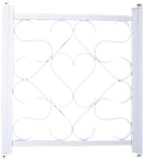 Camco Adjustable Screen Door Deluxe Grille - Protects RV Door Screen and Prevents Damage, Adjusts From 20